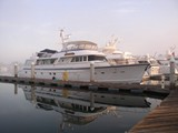 MY-Lady-Faye,-85'-Berger-all-refit-and-maintainance-electrical-by-Ocean-Currents-Marine-Electric,-Inc